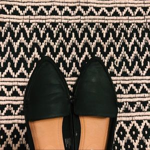 Madden Girl Pointed-Toe Flats